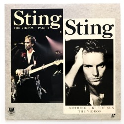 Sting: The Videos Part 1 &...