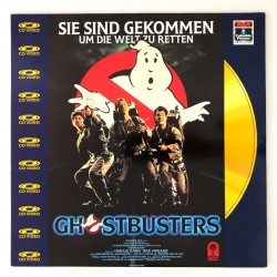 Ghostbusters (PAL, German)