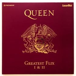 Queen: Greatest Flix I & II...