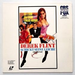 Derek Flint schickt seine...
