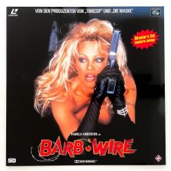 Barb Wire (PAL, Deutsch)