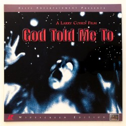 God Told Me To (NTSC,...
