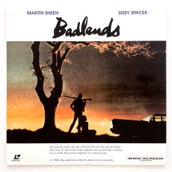 Badlands (NTSC, English)
