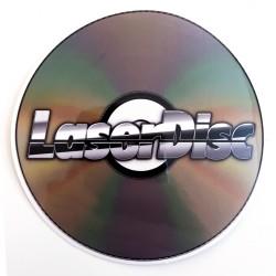 Sticker LaserDisc