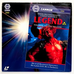 Legend (PAL, English)