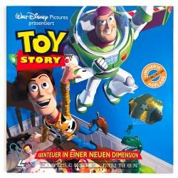 Toy Story (PAL, German)