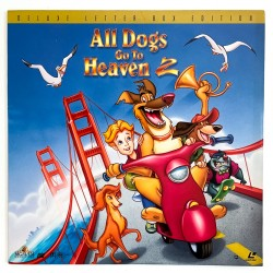 All Dogs go to Heaven 2...