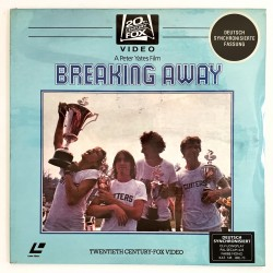 Breaking Away (PAL, German)