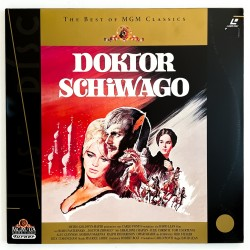 Doktor Schiwago (PAL, German)