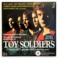 Toy Soldiers (PAL, English)