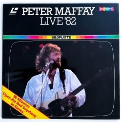 Peter Maffay: Live '82...