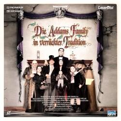 Addams Family in verrückter...