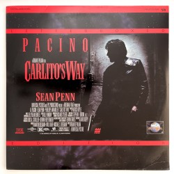 Carlito's Way (NTSC, English)