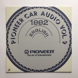 Pioneer: Car Audio No.9...
