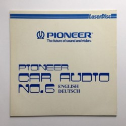 Pioneer: Car Audio No.6...