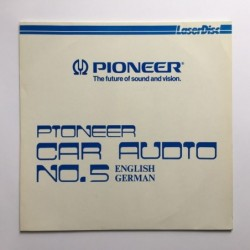 Pioneer: Car Audio No.5...