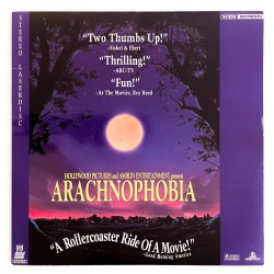 Arachnophobia (NTSC, English)