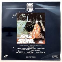 Star Wars: Krieg der Sterne...