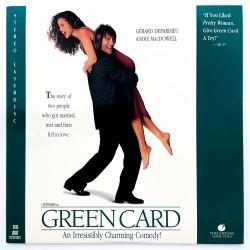 Green Card (NTSC, English)
