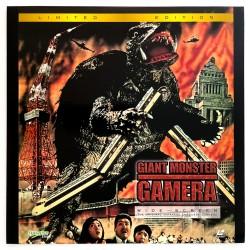 Giant Monster Gamera (NTSC,...