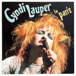 Cyndi Lauper: In Paris...