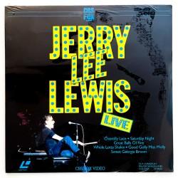 Jerry Lee Lewis: Live (PAL,...