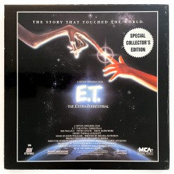 E.T. the Extra-Terrestrial...