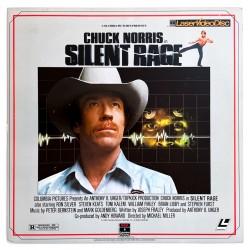 Silent Rage (NTSC, English)