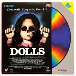 Dolls (NTSC, English)