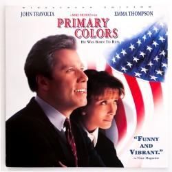 Primary Colors (NTSC, English)