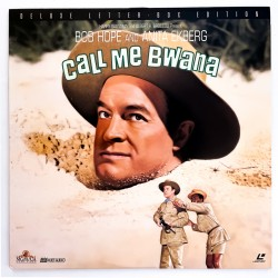 Call Me Bwana (NTSC, English)