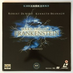 Mary Shelley's Frankenstein...
