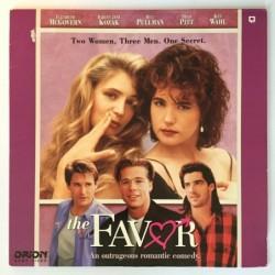 The Favor (NTSC, Englisch)