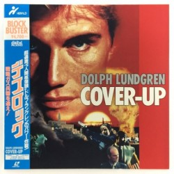 Cover-Up (NTSC, English)