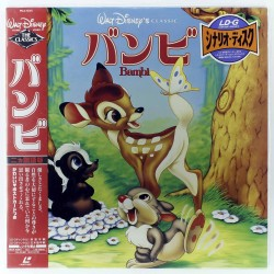 Bambi (NTSC, English/Japanese)
