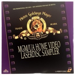 MGM/UA Home Video Laserdisc...
