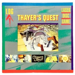 Thayer's Quest (PAL, English)