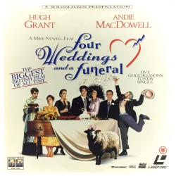 Four Weddings and a Funeral...