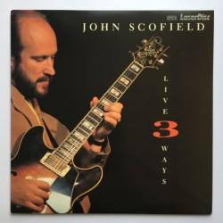 John Scofield: Live 3 Ways...