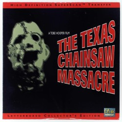The Texas Chainsaw...