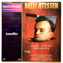Delicatessen (PAL, German)