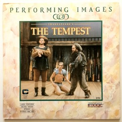 Shakespeare's The Tempest...