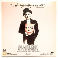 Marlene (NTSC, English)