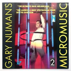 Gary Numan: Micromusic...