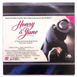 Henry & June (NTSC, Englisch)