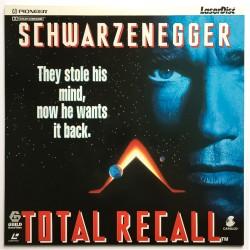 Total Recall (PAL, Englisch)