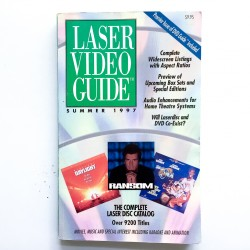 Laser Video Guide - Summer...