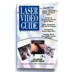 Laser Video Guide - Winter...