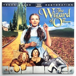 The Wizard of Oz (NTSC,...