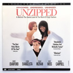 Unzipped (NTSC, English)